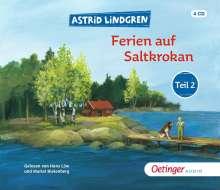 Ferien auf Saltkrokan 2, 4 CDs