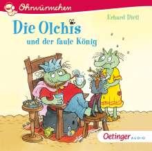 Erhard Dietl: Die Olchis und der faule König, CD