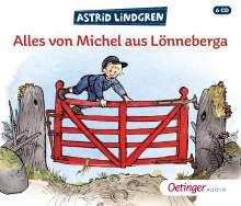 Alles von Michel aus Lönneberga, 6 CDs