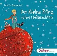 Der kleine Prinz feiert Weihnachten, CD