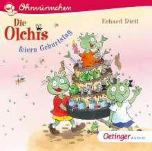 Ohrwürmchen.Die Olchis feiern Geburtstag, CD