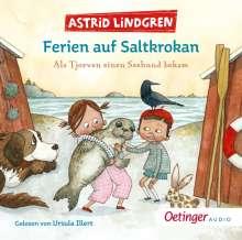 Ferien auf Saltkrokan: Als Tjorven einen Seehund bekam, CD