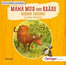 Mama Muh und Krähe werden Freunde, CD