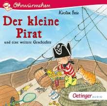 Der kleine Pirat und eine weitere Geschichte, CD