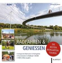 Wolfgang Berke: Radfahren und genießen, Buch