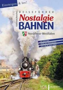 Korbinian Fleischer: Reiseführer Nostalgiebahnen Nordrhein-Westfalen, Buch