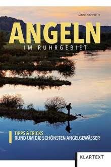 Markus Bötefür: Angeln im Ruhrgebiet, Buch