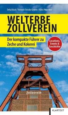 Delia Bösch: Welterbe Zollverein, Buch