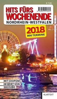 Hits fürs Wochenende Nordrhein-Westfalen 2018, Buch