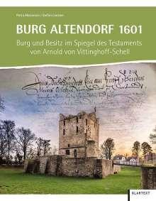 Petra Meuwsen: Burg Altendorf 1601, Buch