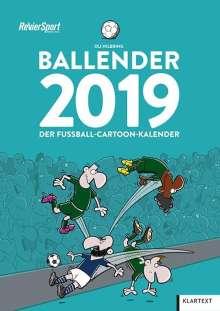 Oli Hilbring: Ballender 2019, Diverse