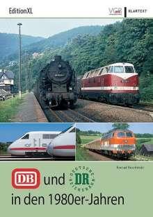 Konrad Koschinski: DB und DR in den 1980er-Jahren, Buch