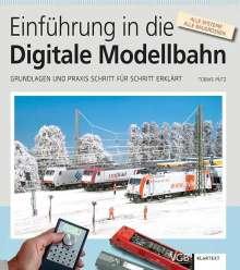 Tobias Pütz: Einführung in die Digitale Modellbahn, Buch