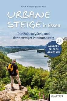 Ralph Kindel: Urbane Steige in Essen, Buch