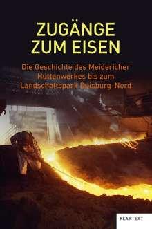 Michael Clarke: Zugänge zum Eisen, Buch