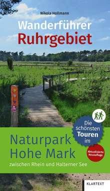 Nikola Hollmann: Wanderführer Ruhrgebiet 1, Buch