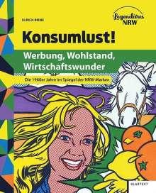 Ulrich Biene: Konsumlust!, Buch