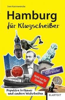 Sven Kummereincke: Hamburg für Klugscheißer, Buch