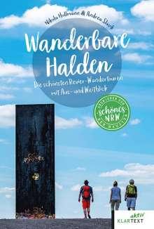 Nikola Hollmann: Wanderbare Halden, Buch