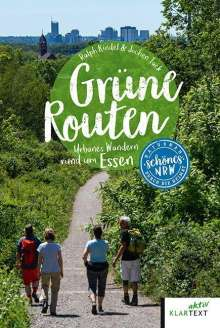 Ralph Kindel: Grüne Routen, Buch