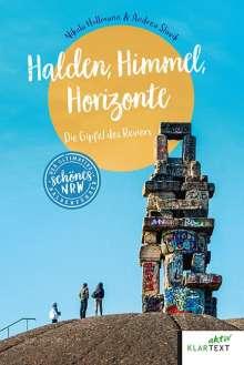 Nikola Hollmann: Halden, Himmel, Horizonte, Buch