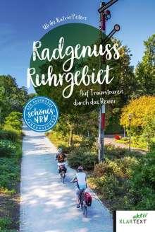 Ulrike Katrin Peters: Radgenuss Ruhrgebiet, Buch