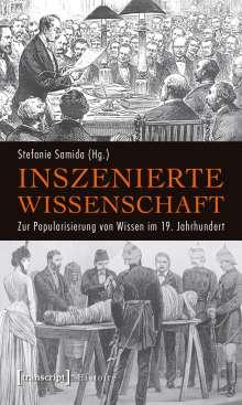 Inszenierte Wissenschaft, Buch