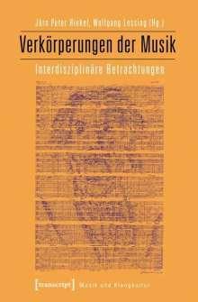 Verkörperungen der Musik, Buch