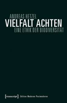 Andreas Hetzel: Vielfalt achten, Buch