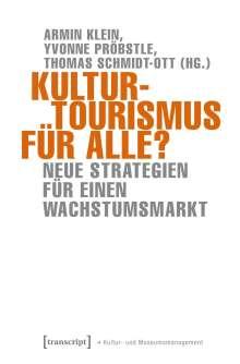 Kulturtourismus für alle?, Buch