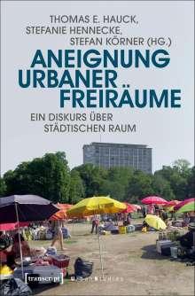 Aneignung urbaner Freiräume, Buch