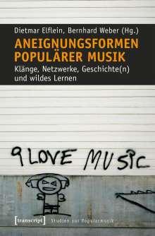 Aneignungsformen populärer Musik, Buch