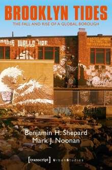 Benjamin Heim Shepard: Brooklyn Tides, Buch