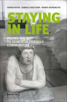 Verena Rothe: Staying in Life, Buch