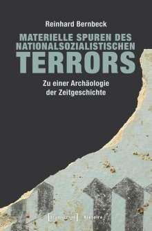 Reinhard Bernbeck: Materielle Spuren des nationalsozialistischen Terrors, Buch