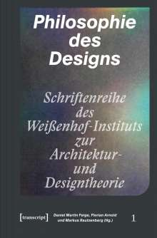Philosophie des Designs, Buch