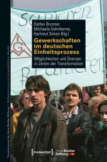 Gewerkschaften im deutschen Einheitsprozess, Buch