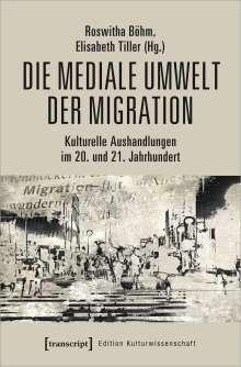 Die mediale Umwelt der Migration, Buch