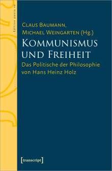 Kommunismus und Freiheit, Buch