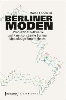 Marco Copercini: Berliner Moden, Buch