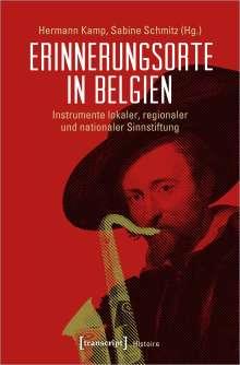 Erinnerungsorte in Belgien, Buch