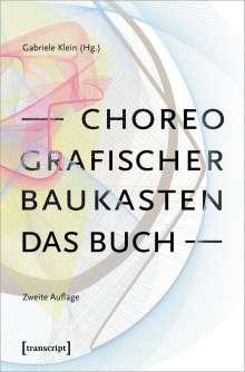 Choreografischer Baukasten. Das Buch, Buch
