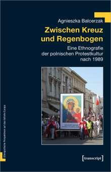 Agnieszka Balcerzak: Zwischen Kreuz und Regenbogen, Buch
