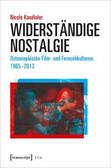 Nicole Kandioler: Widerständige Nostalgie, Buch