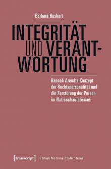 Barbara Bushart: Integrität und Verantwortung, Buch