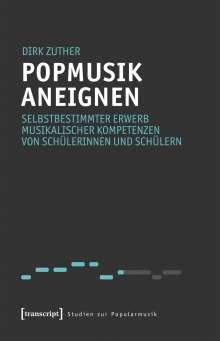Dirk Zuther: Popmusik aneignen, Buch
