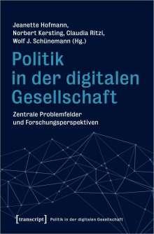 Politik in der digitalen Gesellschaft, Buch