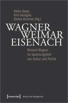 Wagner - Weimar - Eisenach, Buch