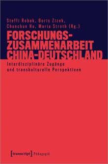 Forschungszusammenarbeit China-Deutschland, Buch