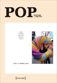 POP. Kultur & Kritik. Heft 17, Herbst 2020, Buch